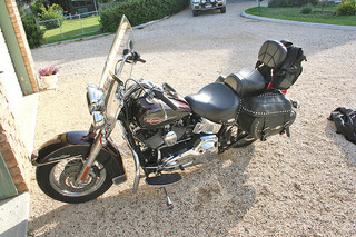 damaged harleys for sale