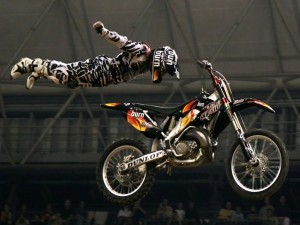 Motocross Superman