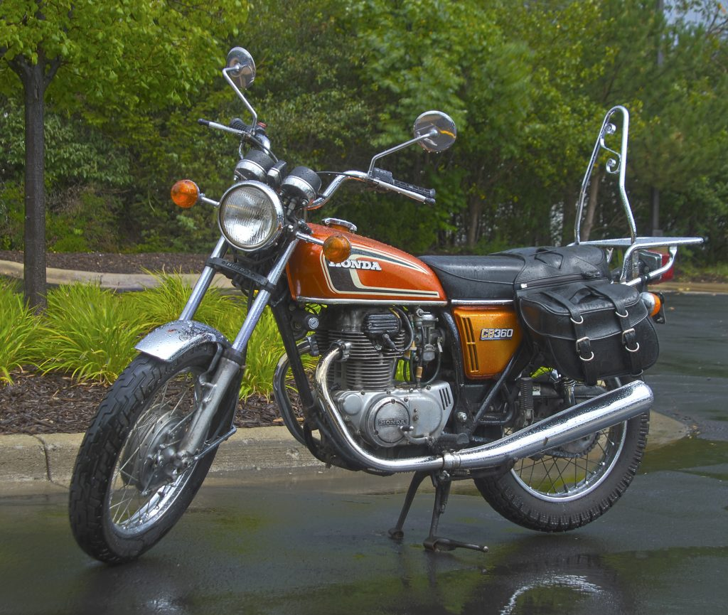 this is a repaired and restored salvage motorcycle for sale acquired from a salvage motorcycle auction